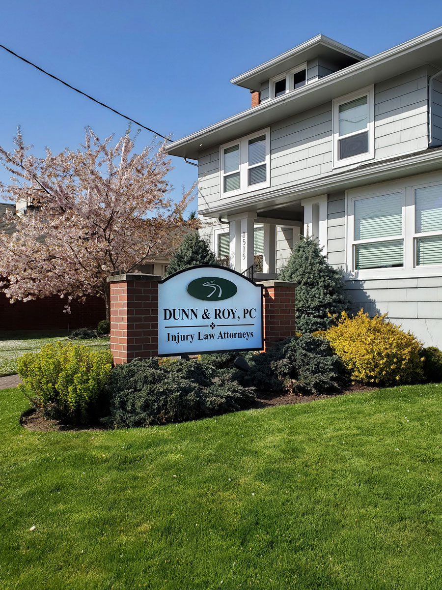 Dunn & Roy, PC - Attorneys At Law - 1515 State Street, Salem, OR 97301